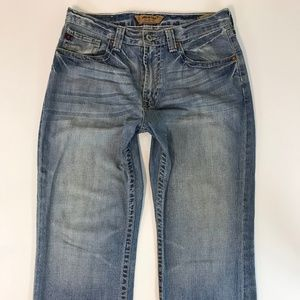 Big Star Jeans SZ 34x27 VOYAGER Loose Fit